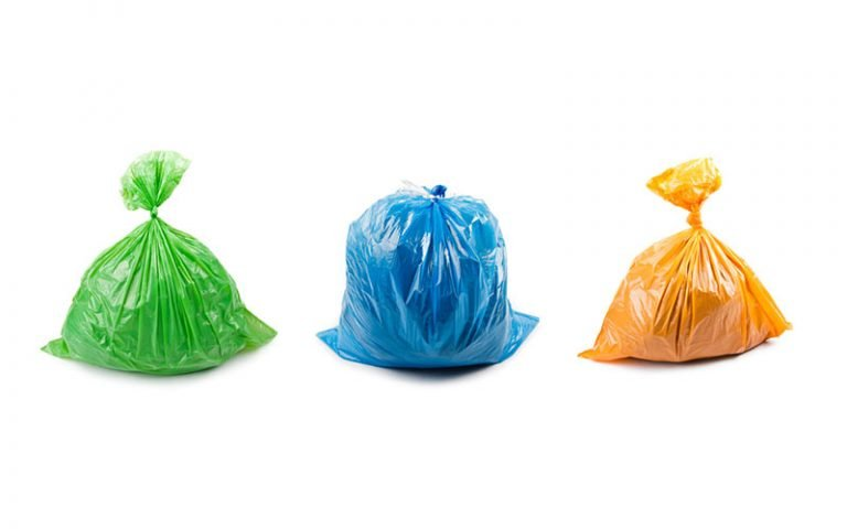 eco Biodegradable Trash Bags