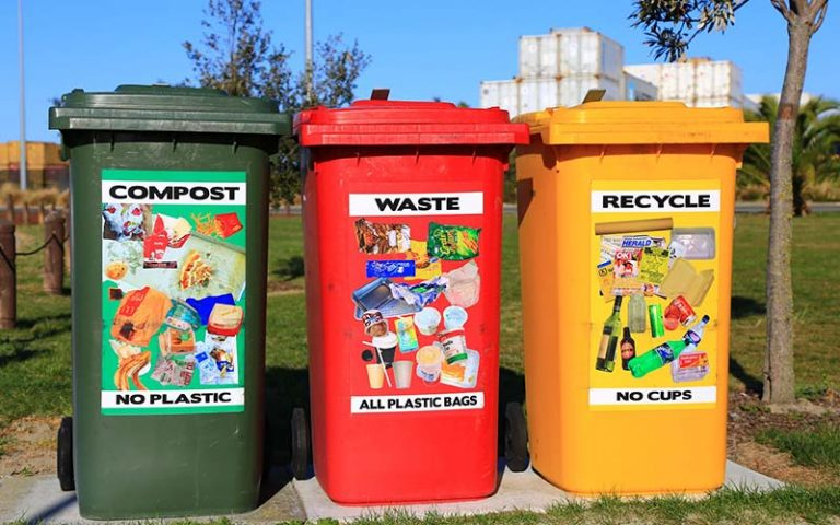 Benefits Of Recycling To The Environment